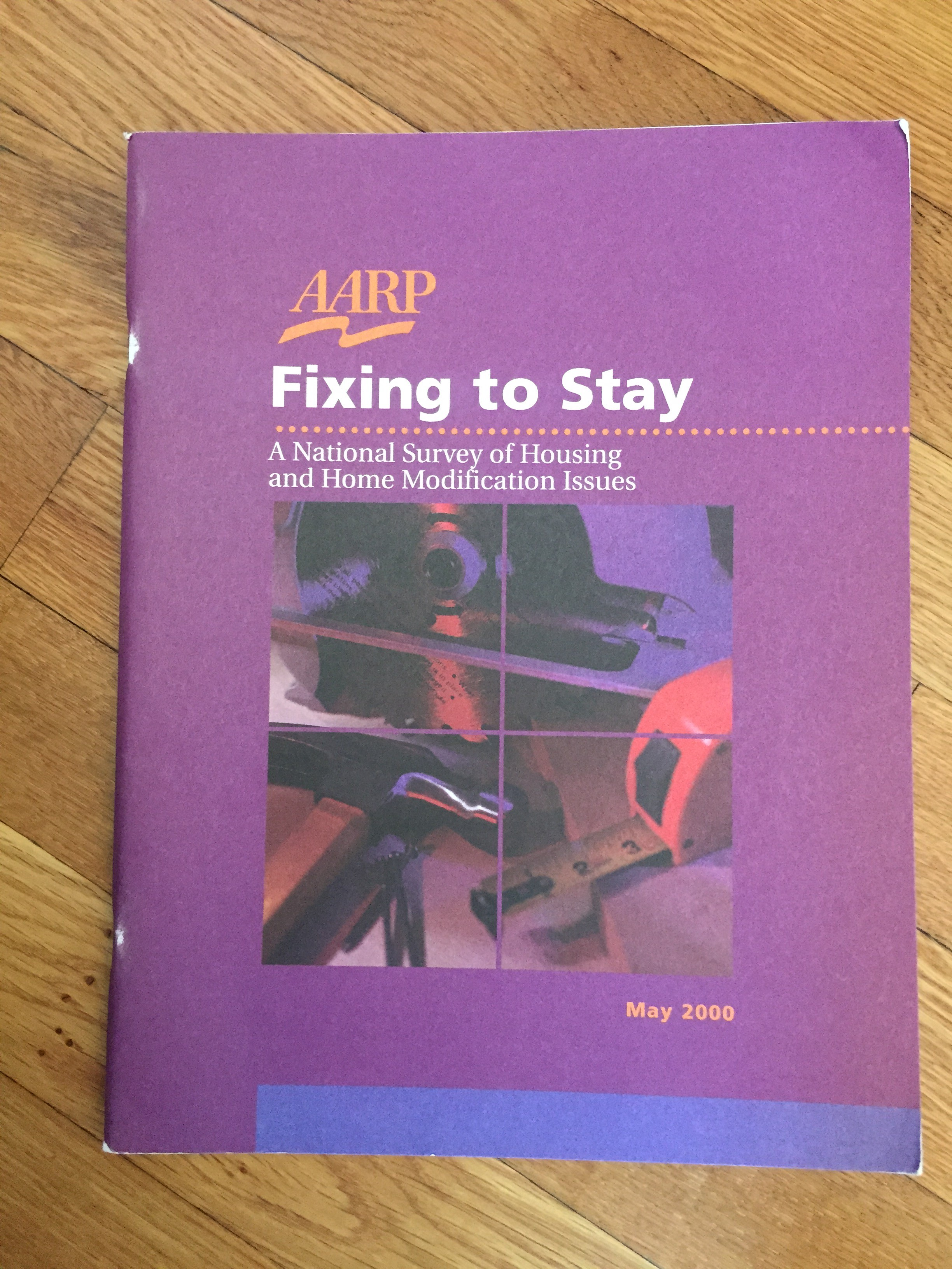 FIXING TO STAY - AARP